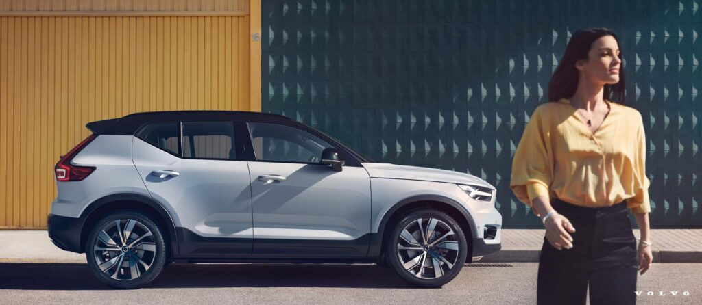 Volvo XC40 nationell privatleasing
