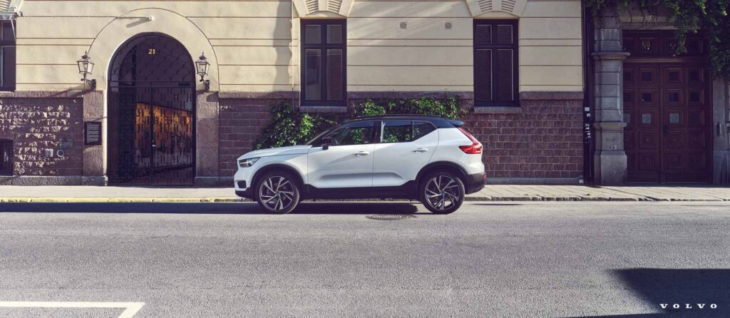 Volvo XC40 privatleasing